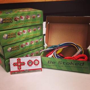 MakeyMakey kits